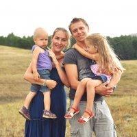 Счастливая семья :: Яна Иньская