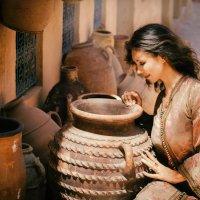 Фотосессии в Агадире в Марокканских нарядах! Профессиональный фотограф в Марокко. :: Nadin Largo