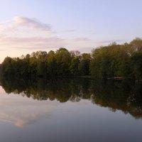 Панорама озера с.Алексино :: Андрей .