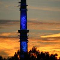 ритмы города-закаты :: Олег Лукьянов