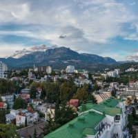 Осенняя Алушта. :: Анатолий Щербак