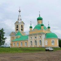 Церковь Введения во храм Пресвятой Богородицы :: Олег Попков
