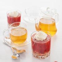 Десерт из клубники :: Анастасия Богатова
