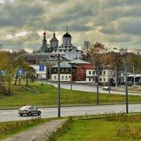 Вид на Свято-Успенский женский монастырь :: АЛЕКСАНДР СУВОРОВ