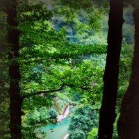 Горы, река-райская земля :: Надежда