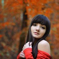 Она само осенннее очарование ! :: Алеся Корнеевец