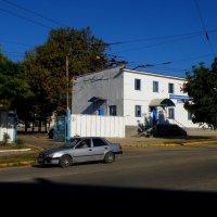 Троллейбусное депо № 2 :: Александр Рыжов