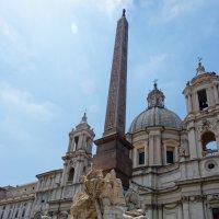 Piazza Navona :: Павел Сущёнок