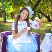 Алиса в Зазеркалье :: Ирина