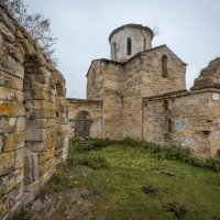 Древний храм :: Алексей Яковлев