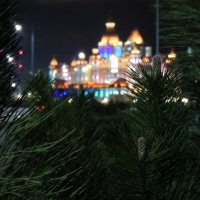 Вечер в Сочи :: Елена Ом