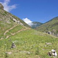 Тропа на Каменные грибы :: val-isaew2010 Валерий Исаев
