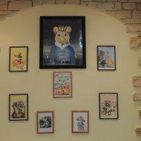 Город Мышкин. Музей мыши. Мышиный король. :: Сергей Тагиров