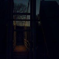 Мост уходящий в ночь :: Сергей