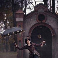 Стимпанк: Хранительница времени :: Татьяна Семёнова