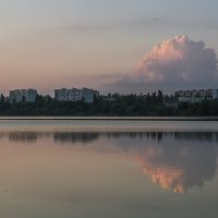 Летний вечер :: Юрий Клишин