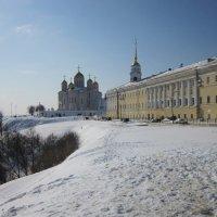 Успенский собор (зима) :: Галина