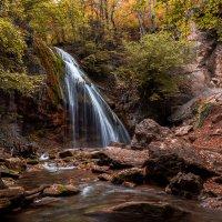 Водопад Джур-Джур  Крым :: Александр Хорошилов