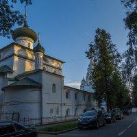 Церковь Рождества Христова :: Сергей Цветков