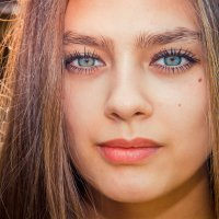 Случайный портрет :: Natalia Petrenko