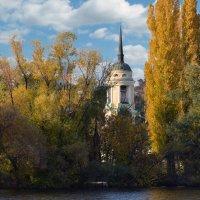 Успенская - Адмиралтейская церковь. :: Михаил Болдырев