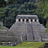 Мексика. Пирамиды Паленке :: Андрей Левин