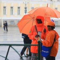 На Дворцовой площади :: Валентина Ломакина