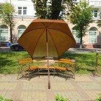 Памятник зонту. Полоцк. Белоруссия. :: Татьяна Гусева