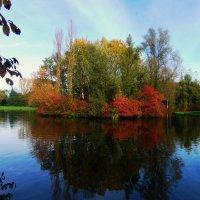 Осенний островок :: Наталья Александрова