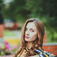 Серьезная и красивая :: Светлана Голик
