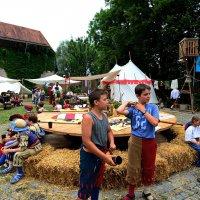 Детский лагерь ... :: Владимир Икомацких