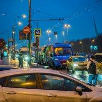 Москва, Проспект Мира :: Игорь Герман