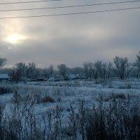 Зимние зарисовки...вечер :: Евгений Клинков