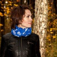 Осеньняя прогулка в лесу :: Светлана Матонкина