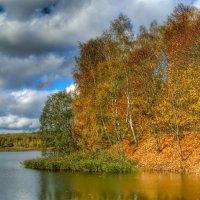 Осень Смоленщины :: Милешкин Владимир Алексеевич