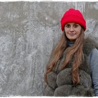 и опять Красная шапочка :: Natalia Mihailova