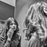 Я там как тень - мелькнула и ушла :: Ирина Данилова