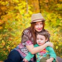 Младший... :: Ольга Егорова