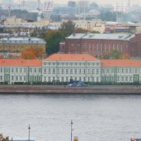 Панорама Санкт-Петербурга. :: Galina Leskova