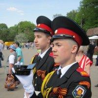 Два друга :: Дмитрий Никитин