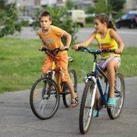 Лето на велосипедах :: Лидия (naum.lidiya)
