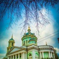 Москва, церковь Мартина Исповедника :: Игорь Герман