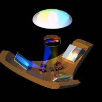 Оптический блок на лазерных диодах :: Александр Акилов