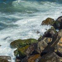 Вода и камни :: Сергей Фомичев