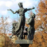 Памятник героям произведений Н.С. Лескова. :: Борис Митрохин