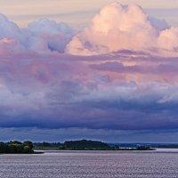 розовый вечер :: ник. петрович земцов