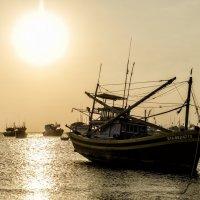 Evening sea :: Dmitry Ozersky