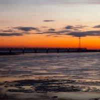 Мост через Амур в Комсомольске - на - Амуре. :: Александр Кулаков