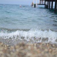 Волны :: Juliya Fokina