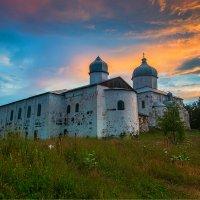 Архитектурный ансамбль Кийского Крестного монастыря :: Валентин Кузьмин